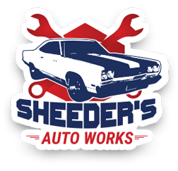 Sheeder's Auto Works Small Logo